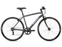 marin anselmo 8 gears cost £799 new used few times most light top brand hybrid bike unisex