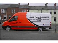 Man & Van Transporter . Deliveries/Removals/Collections/Storage