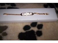 brookes and bentley 4 print paw bracelet