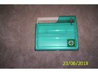 keeping children safe with lockable medicine box