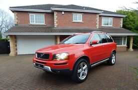 Volvo XC90 D5 SE SPORT AWD (red) 2007