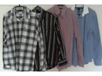 6 Mens Designer Shirts 2 Designer Polo Shirts