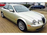 Jaguar S -Type Diesel Automatic,1 previous owner,leather heated seats navigation