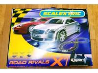 Scalextric Road Rivals x1 (Porsche v Audi) Set