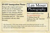 Immigration Photos Medicine Hat (403) 529-6947