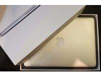 "Apple MacBook Pro Retina 13.3"" 2.7GHz Core i5 128GB Flash 8GB 2015 Force Trackpad No Swaps"