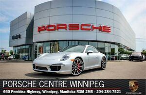 2015 Porsche 911 S Certified Pre-Owned With Warranty Available U