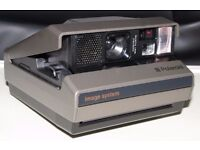 Vintage Classic Polaroid Spectra Image System