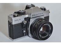 Lost: Praktica MTL5 Film Camera & Lenses (Manchester)