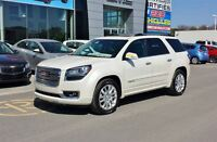 2015 GMC Acadia DENALI AWD 7 PASSAGERS DEMONSTRATEUR
