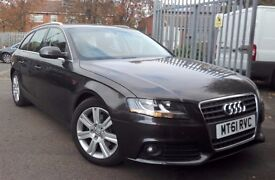 AUDI A4 B8 2011/2012 AVANT/ESTATE 2.0 TDI FULL SERVICE