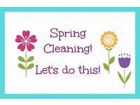 LOOKING FOR CLEANING-HOUSEKEEPIMG WORK