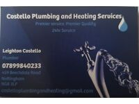 Costello plumbing and heating services