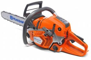 Husky 550Xp chainsaw