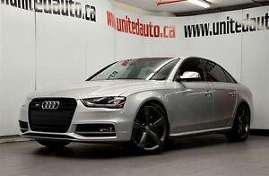 2014 Audi S4 3.0T Premium Plus