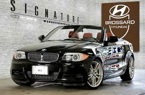 2012 BMW 135I M PACK. CUIR ROUGE TRES RARE