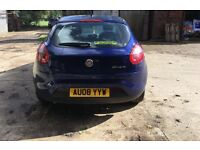 Fiat Bravo 65000 Miles, 9 months MOT, air con, all brakes recently replaced.