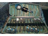 Vintage cutlery sets
