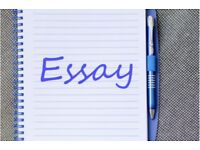 Essay / Assignment / Dissertation / Proofreading / PhD Thesis / Coursework / Help Native Writers