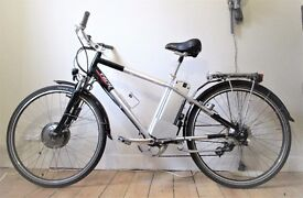 Electric Bicycle - Large - Very good condition