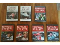 Formula 1, F1, dvd collection of memorable races