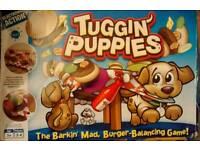 Tuggin puppies game