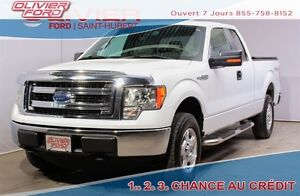 2013 Ford F-150 XLT 4X4 A/C
