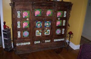 ONE OF A KIND INDONESIAN DOWRY CABINET- c1860