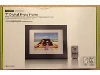 "Technika 7"" Digital photo frame New worth £40"
