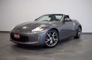 2014 Nissan 370Z ROADSTER Black Top at Low Mileage | Touring | *
