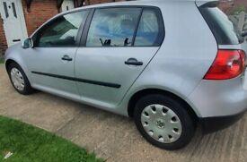 Volkswagen, GOLF, Hatchback, 2005, Manual, 1598 (cc), 5 doors