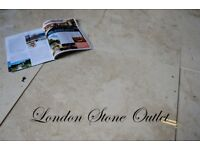 Light Cappuccino Polished Marble Tiles 61x61cm (29.62m2 JOBLOT DEAL)