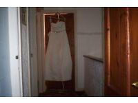 anna sorrano wedding dress size 14