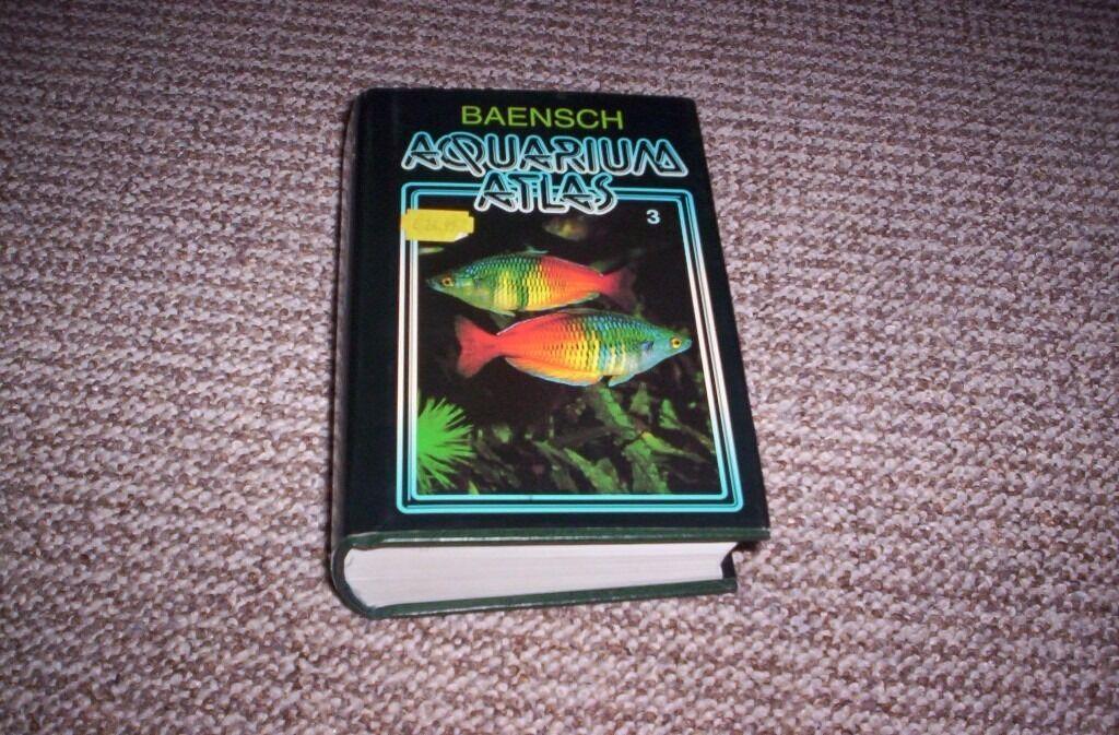 aquarium fish book