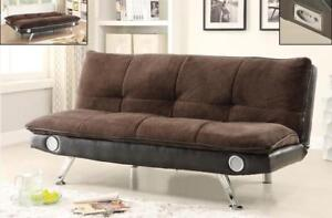 Sofa Bed with Built in Speakers (BD-1652)