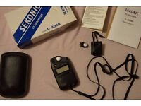 Sekonic L-308s Digital Flash Light Meter