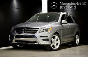 2013 Mercedes-Benz M-Class ML 550 4MATIC, Toit pano, GPS, Angle