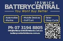 12V 105Ah Deep Cycle Battery. 4WD, Camping, Solar IPSWICH Bundamba Ipswich City Preview