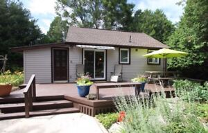 Kincardine Cottage for Rent by Boiler Beach