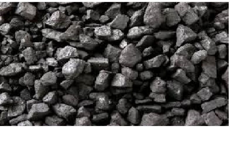Coal 50 Pounds Screened Large Stoker Coal, Bituminous, For Forgeing/Heating