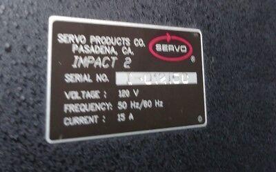 Servo 4 Axis Mini Mill Milling Machine Control Box Model Impact 2