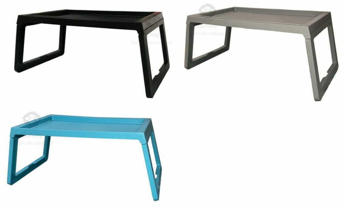 KLIPSK, Tablett, Frühstück im Bett, IKEA, klappbar, 56x36x26cm, NEU, OVP