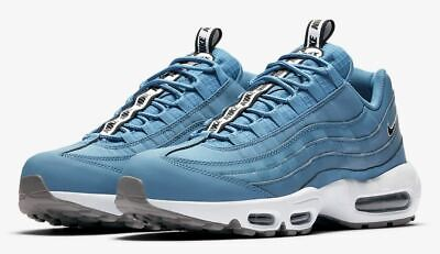Nike Air Max 95 SE Special Edition Mens Trainers Blue White All UK Sizes 5 -13