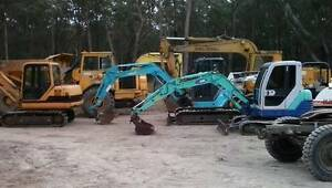 NEWCASTLE MACHINERY SALES DOZERS DUMP TRUCK HIRE ALL PLANT TYPES Ryhope Lake Macquarie Area Preview
