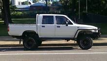 1996 Toyota Hilux Ute Maryville Newcastle Area Preview