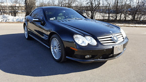2004 Mercedes-Benz SL 55 AMG Convertible Cert Etested New Brakes