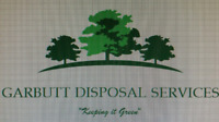 Garbage disposal and Construction Bins 705-286-1843