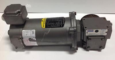 Baldor Electric Motor W Gear Reducer Cdp3320 Bm0813-15-l-56 Pzb