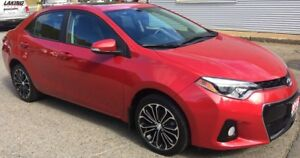 2016 Toyota Corolla SPORT ECONOMICAL AND RELIABLE Clean Car Proo