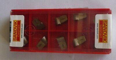 Ten 10 Sandvik Coromant N151.2-a250-50-4p H13a Inserts
